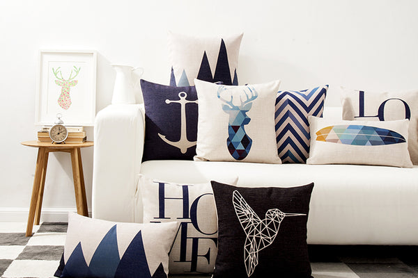SKOGEN Cushion Cover Collection
