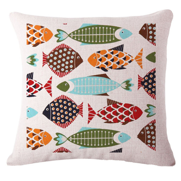 FISKKÖT Cushion Cover Collection