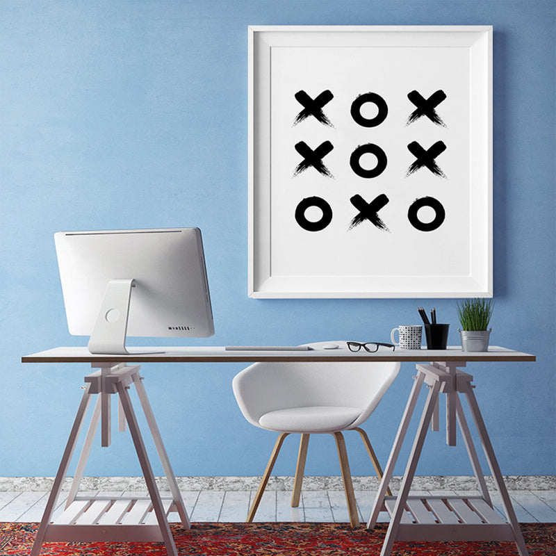 TIC TAC TOE Canvas