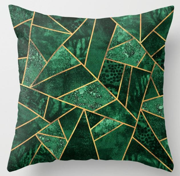 PRISMA GRÖN Cushion