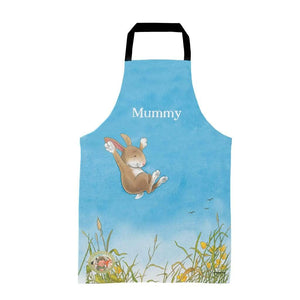 Percy The Park Keeper Apron Adults Personalised Rabbit Apron