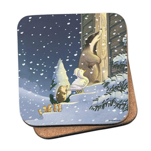Percy The Park Keeper Coaster One Snowy Night coaster