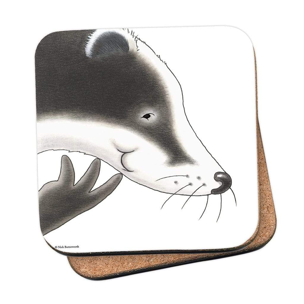 Percy The Park Keeper Coaster The Badger coaster