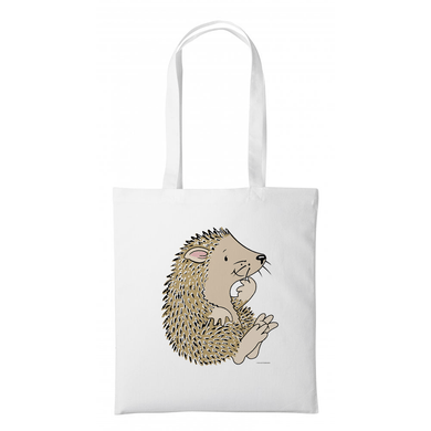 Percy The Park Keeper Tote bag Hedgehog - Tote Bag