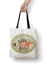 Percy The Park Keeper Tote bag Percy and friends premium Tote Bag - Large
