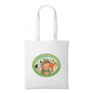 Percy The Park Keeper Tote bag Percy Logo- Tote Bag