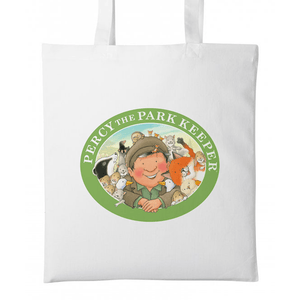 Percy The Park Keeper Tote bag Percy The Park Keeper - Tote Bag