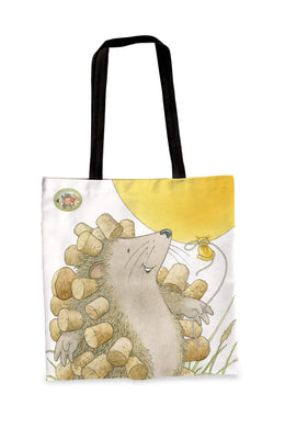 Percy The Park Keeper Tote bag The Hedgehog's Balloon premium Tote Bag - Large