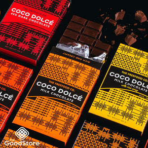 WATCH: What's Inside the Coco Dolce Chocolate Factory?