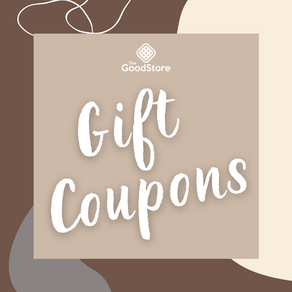 The Good Store Gift Coupon