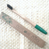 Bamboo Toothbrush Kit