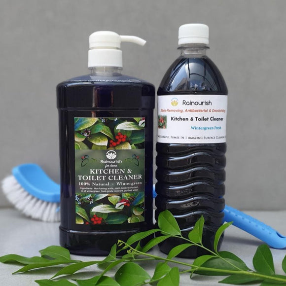 Wintergreen Kitchen & Toilet Cleaner