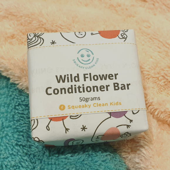 Wildflower Conditioner Bar