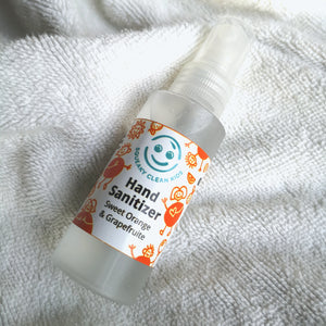 Sweet Orange and Grapefruit Hand Sanitizer