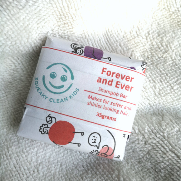 Forever and Ever Shampoo Bar