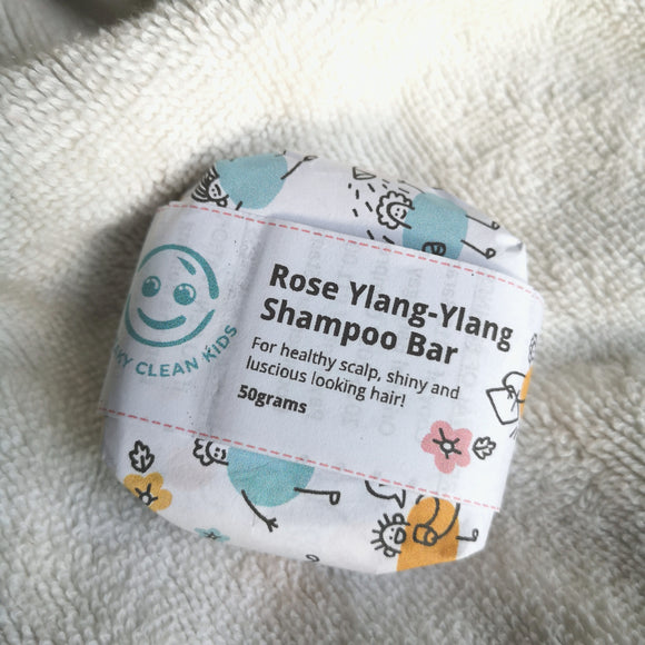 Rose Ylang Ylang Shampoo Bar