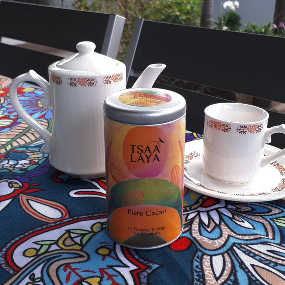 Pure Cacao Tea