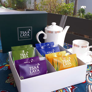 Tsaa Laya Gift Box of 16