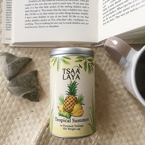 Tropical Summer Tea