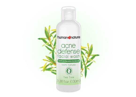 Acne Defense Facial Wash
