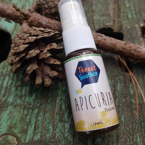 Apicuria Throat Soother Spray