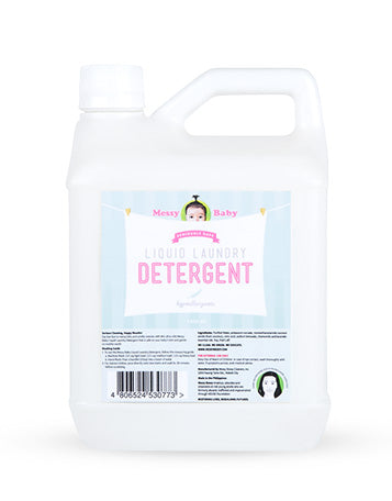 Messy Baby Liquid Laundry Detergent