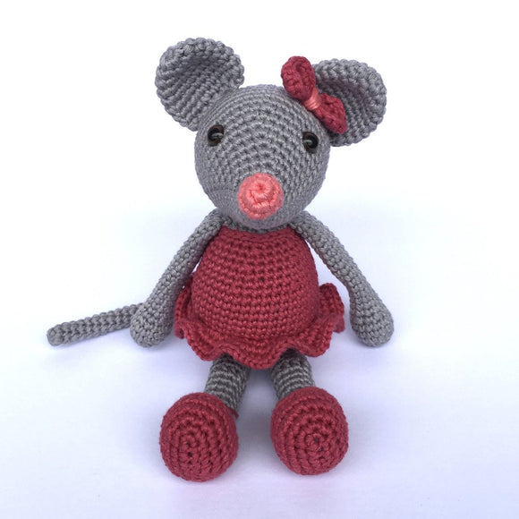 Travelbuddy Ballerina Mouse