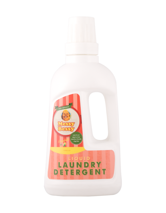 Natural Liquid Laundry Detergent