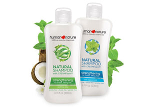 Natural Strengthening Shampoo