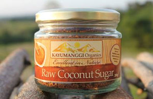 Raw Coconut Sugar