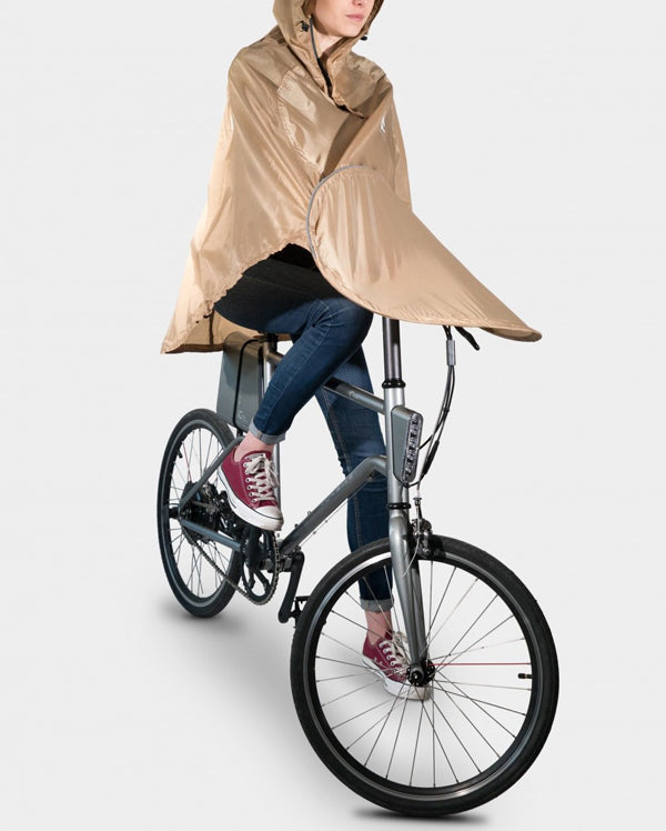 Pop-up Raincoat
