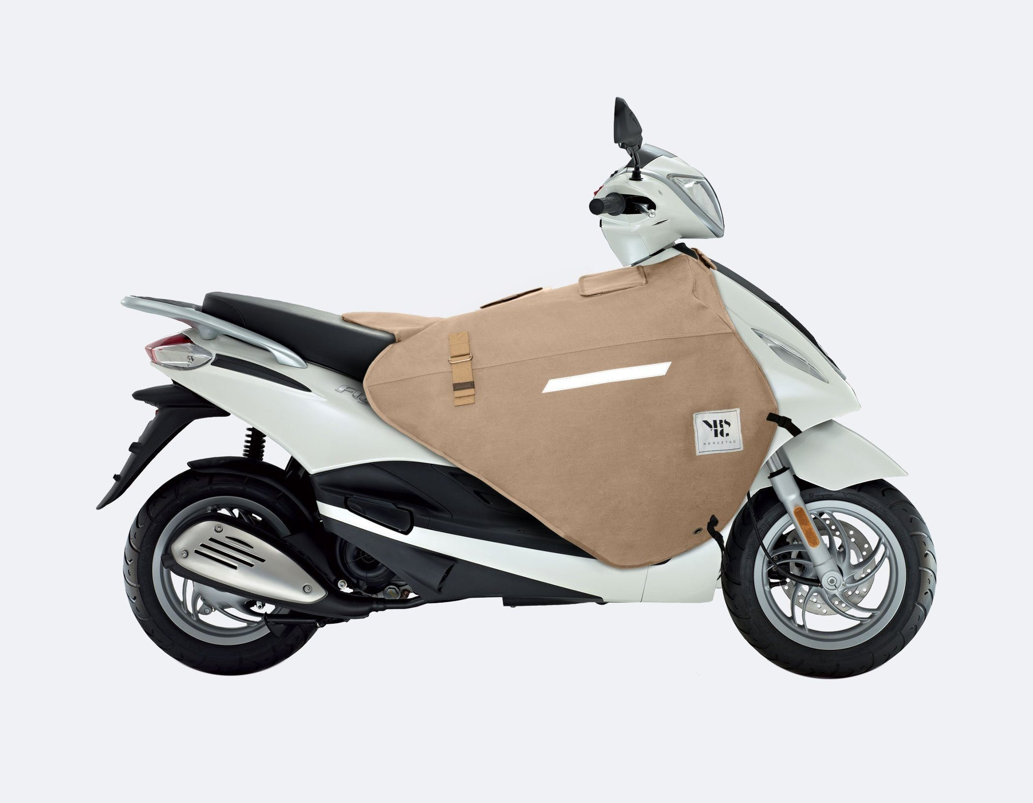 tablier jupe scooter piaggio fly 50 100 125 cc norsetag. Black Bedroom Furniture Sets. Home Design Ideas
