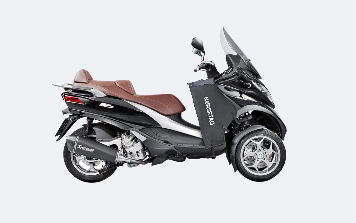 tablier jupe scooter yamaha neo 50 100 125 cc norsetag. Black Bedroom Furniture Sets. Home Design Ideas
