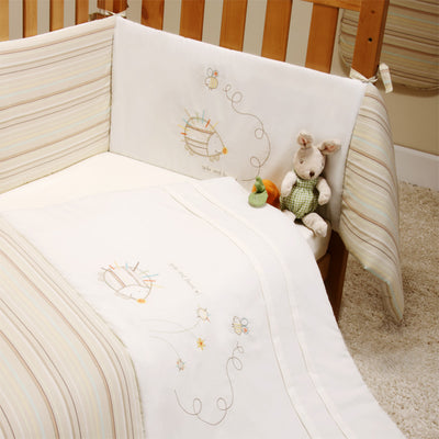 Bed-e-Byes Spike and Buzz Cot / Cotbed  Bumper
