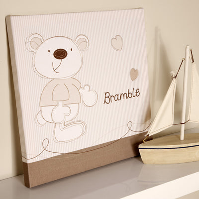 Bed-e-Byes Bramble  Wall Canvas