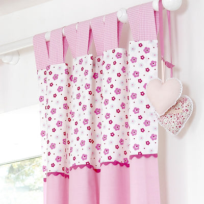 Bed-e-Byes Purfect Tape Top Curtains 132cm x 160cm
