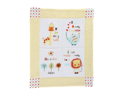 Sunshine Safari Quilt
