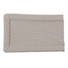 Bed-e-Byes Beige Polka Changing Mat