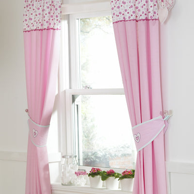 Purfect Tape Top Curtains