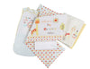 Sunshine Safari New Born Bedding Set