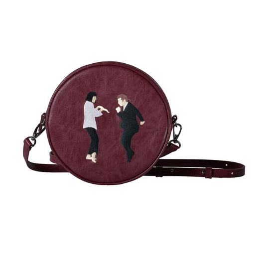 The Pulp Fiction Messenger Bag - Kina & Tam