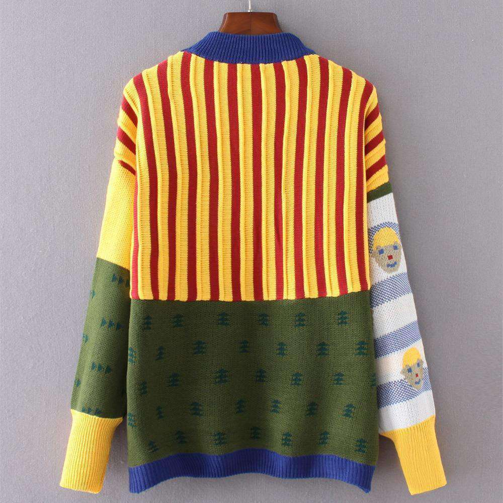 The Nursery Rhyme Sweater