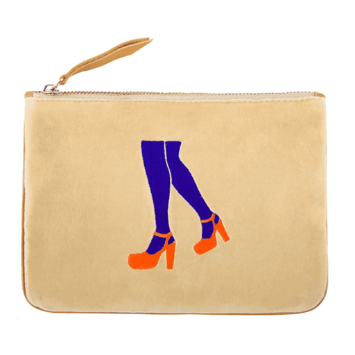 The High Heels Pouch - Kina & Tam