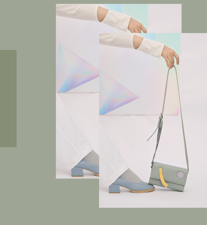 The Formation Crossbody Bag Series - Kina & Tam