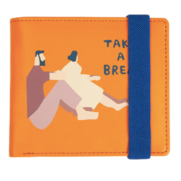 The Take A Break Wallet - Kina & Tam