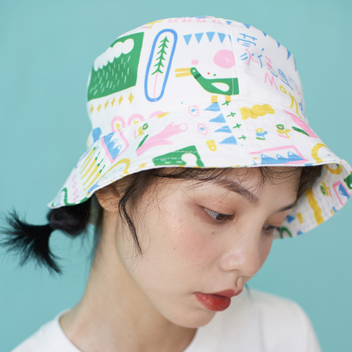 The Skit Bucket Hat - Kina & Tam