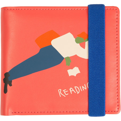 The Reading Wallet - Kina & Tam