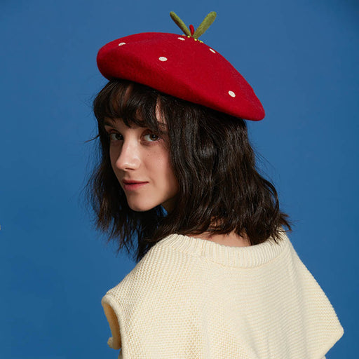 The Strawberry Beret