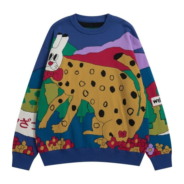 The Bunny Toons Sweater