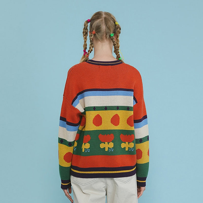 The Magic Garden Sweater